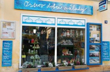 Obchod Ústí nad Labem