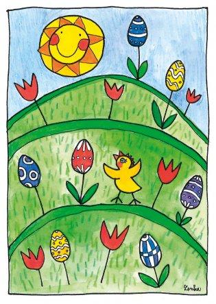 Velikonoční kvítí