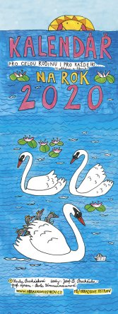 Plánovací kalendář rok 2020