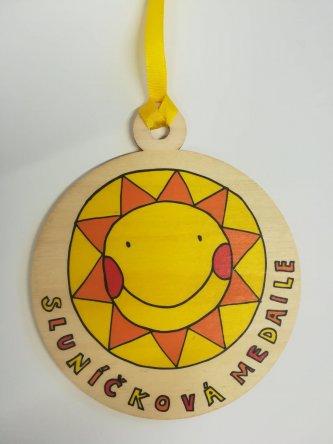Sluníčková medaile